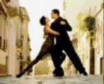 Приглашение на танец в танго