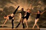 Сегодняшний танец танго
